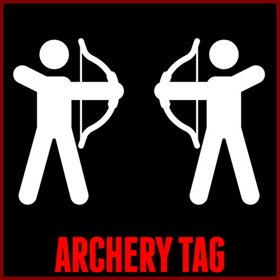 Archery Tag At Legacy Adventure Park