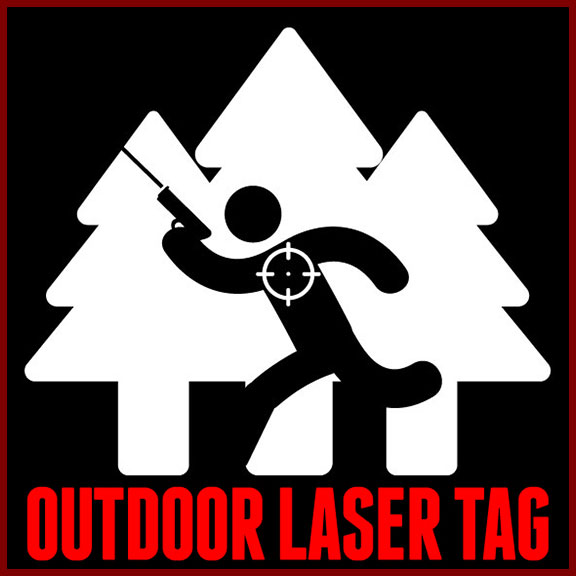 Outdoor Laser Tag At Legacy Adventure Park